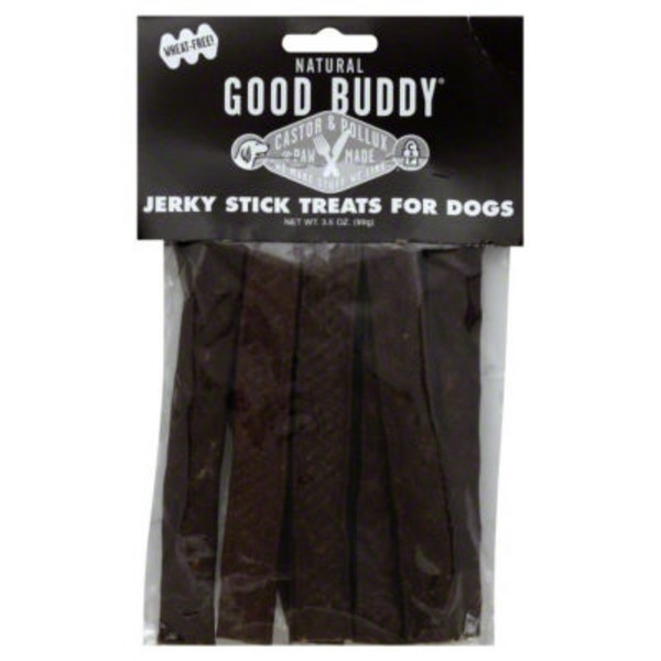 Good Buddy Castor & Pollux Good Buddy Beef Jerky