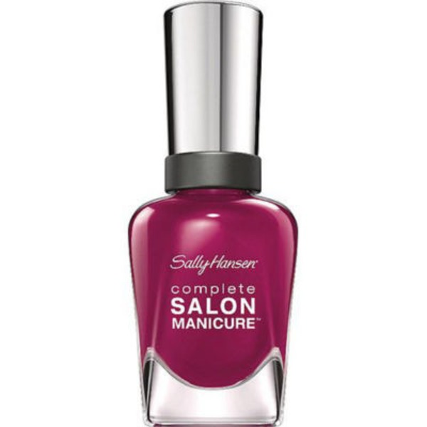 Sally Hansen Complete Salon Manicure 490 Ruby Do