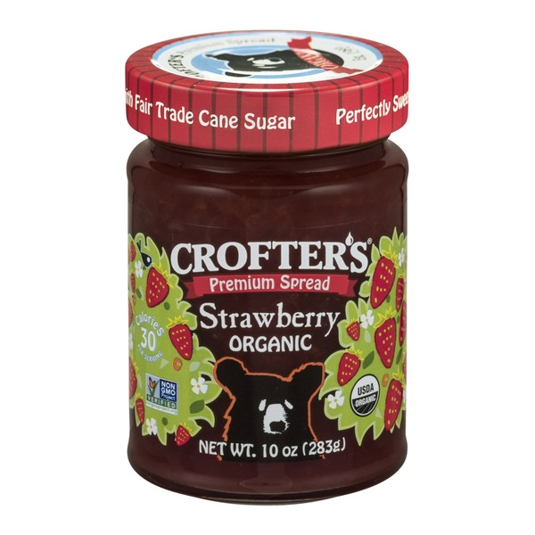 Crofter's Premium Organic Spread Strawberry