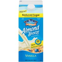 Almond Breeze Almondmilk Reduced Sugar Vanilla Non-Dairy Beverage