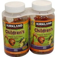 Kirkland Signature Children's Gummies Multivitamins