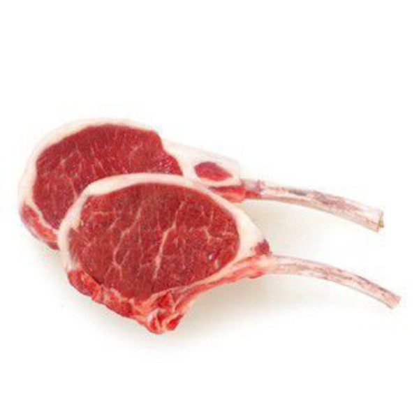 Fresh All Natural Frenched Rib Lamb Chops