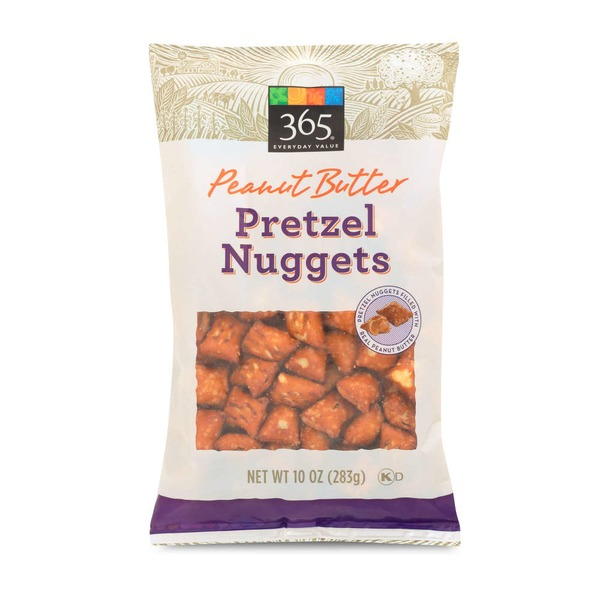 365 Pretzel Nuggets Filled with Peanut Butter