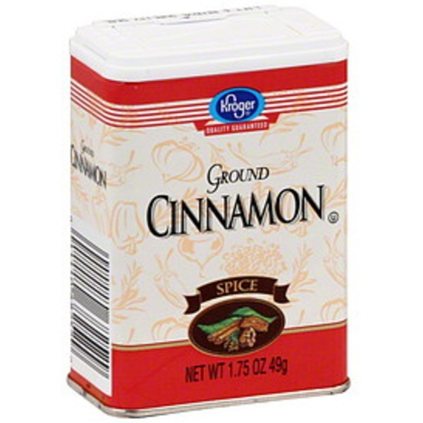 Kroger Ground Cinnamon
