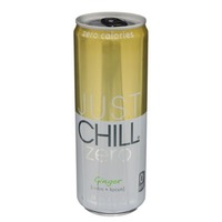 Just Chill Zero Ginger Drink