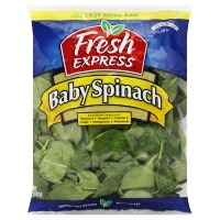 Fresh Express Salads Baby Spinach Prepacked