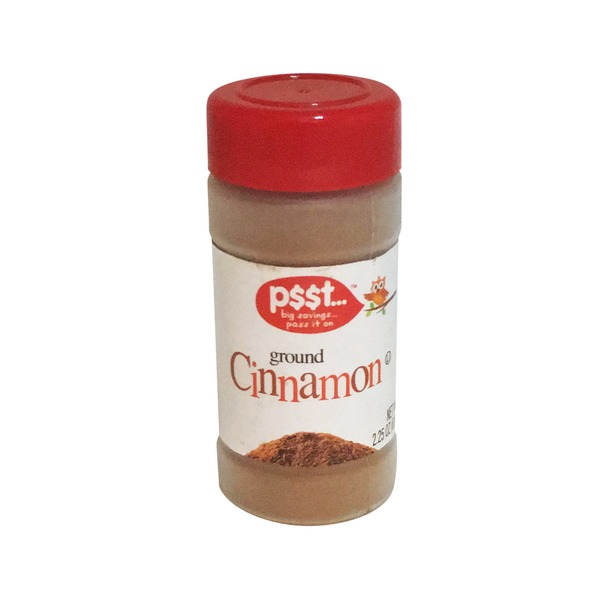 Psst (Kroger) Brand Ground Cinnamon