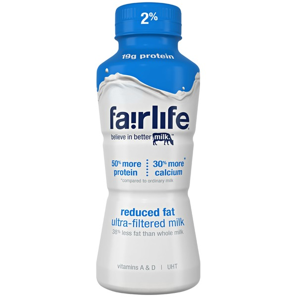 Fairlife 2% Reduced Fat Milk