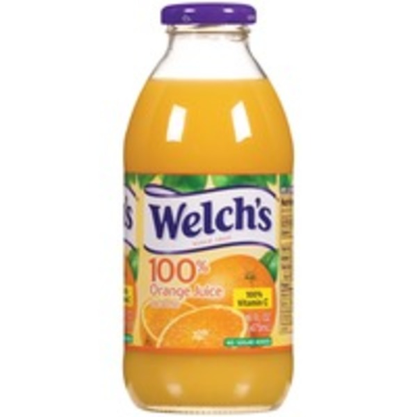 Welch's Orange 100% Juice