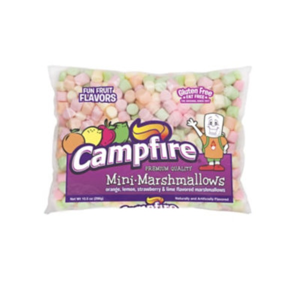 Campfire Fruity Mini Marshmallow