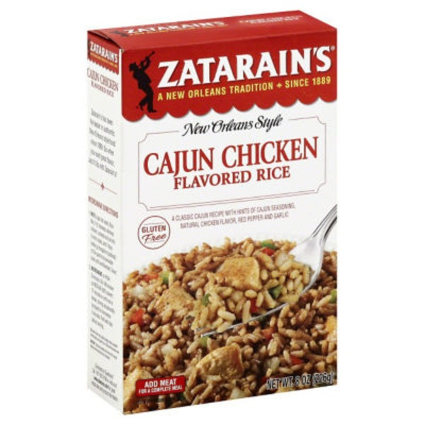 Zatarain's Cajun Chicken Flavored Rice Mix