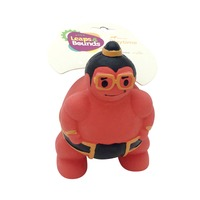 Leaps & Bounds Latex Sumo Wrestler Dog Toy