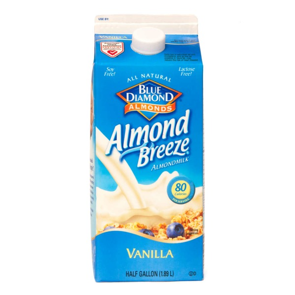 Almond Breeze Vanilla Almondmilk