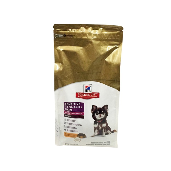 Hill's Science Diet Sensitive Stomach & Skin Small & Toy Breed Adult Chicken Meal & Barley Recipe Premium Natural Dog Food