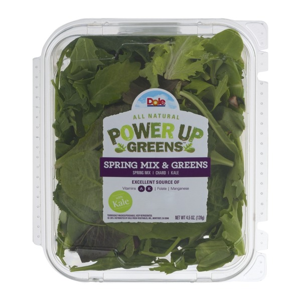 Dole Power Up Greens Spring Mix & Greens