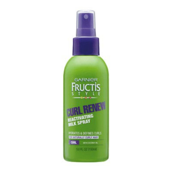 Fructis Style® Reactivating Milk Spray Curly Curl Renew