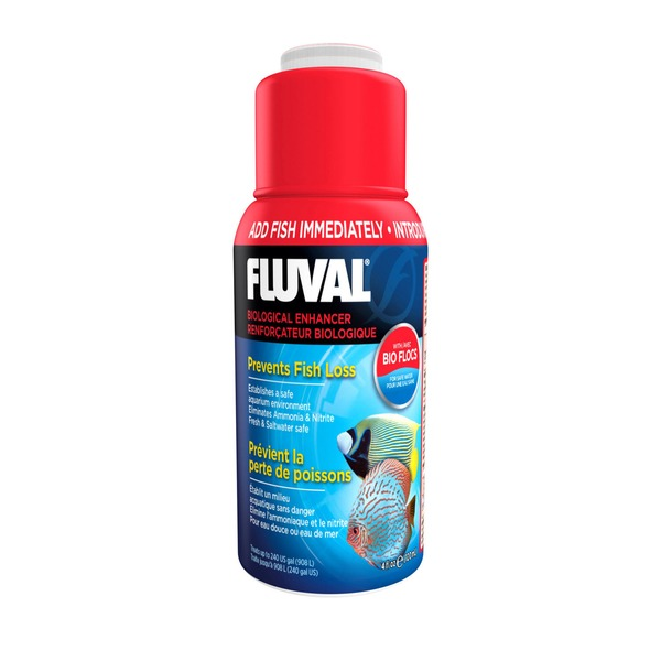 Fluval Biological Enhancer 4 Fl. Oz.