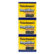 Fleischmann's Rapid Rise Yeast 0.75 oz., 3 Packets