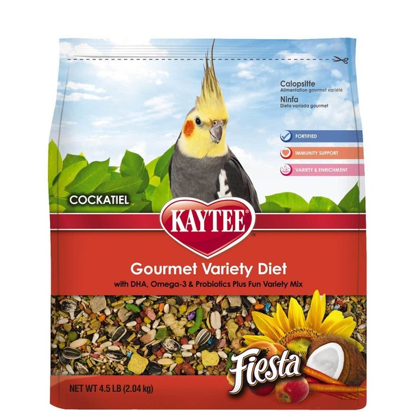 Kaytee Fiesta Cockatiel Food