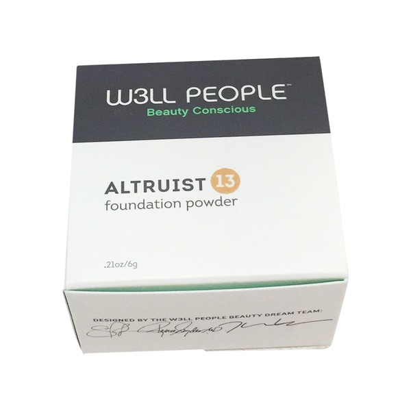 W3ll People 13 Light Neutral Altuist Foundation Powder