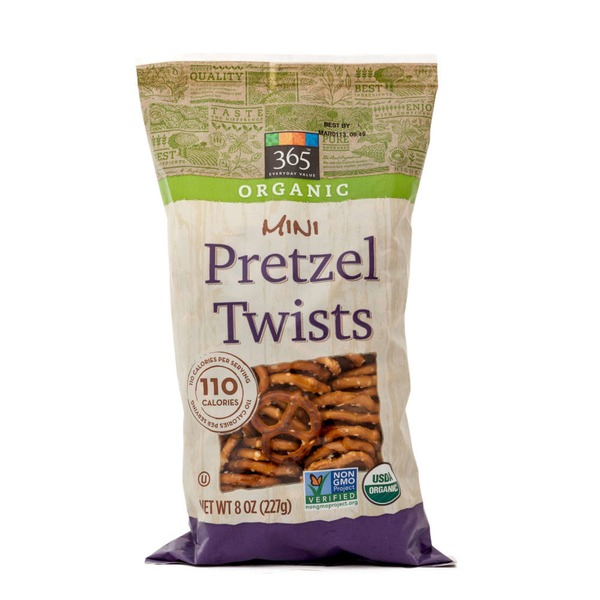 365 Mini Pretzel Twists