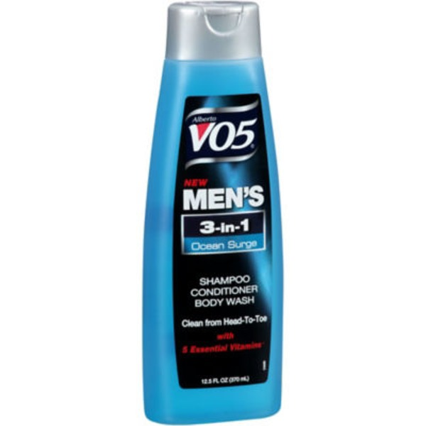 VO5 Men's 3-in-1 Ocean Surge Shampoo/Conditioner/Body Wash