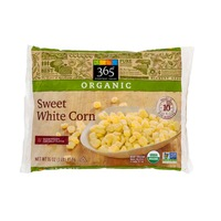 365 Organic Sweet White Corn