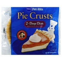Pillsbury Pet-Ritz Deep Dish Pie Crusts