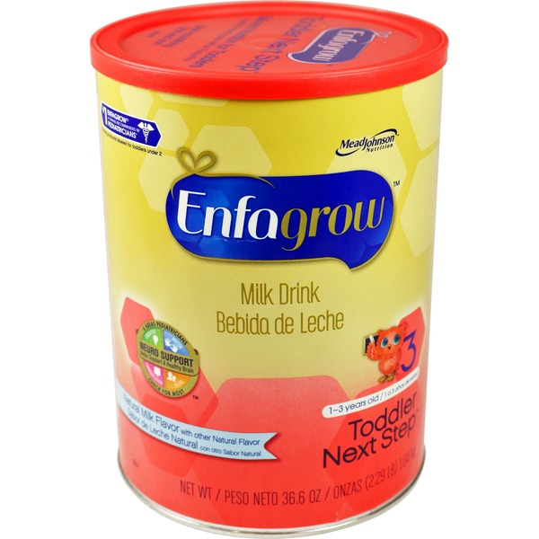 Enfagrow Natural Milk Toddler Formula Next Step