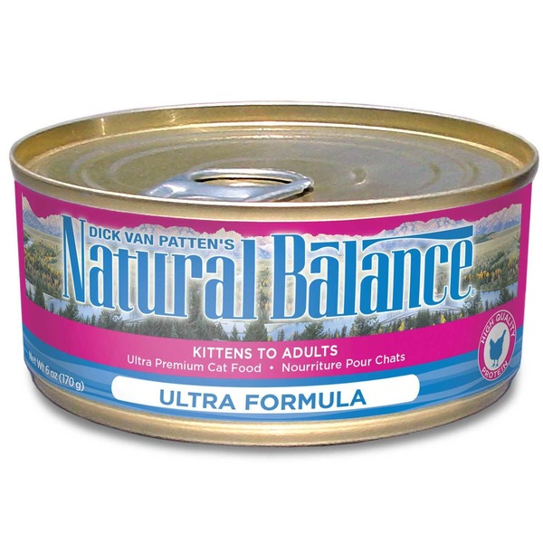 Natural Balance Ultra Formula Cat Food