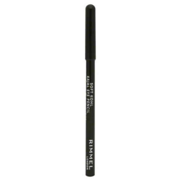 Rimmel London Soft Kohl Kajal Eye Pencil Jet Black 061