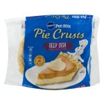Pillsbury™ Pet-Ritz Deep Dish Pie Crusts 2 ct 12.0 oz Bag, 12.0 OZ