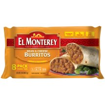 El Monterey® Bean & Cheese Burritos (8ct)