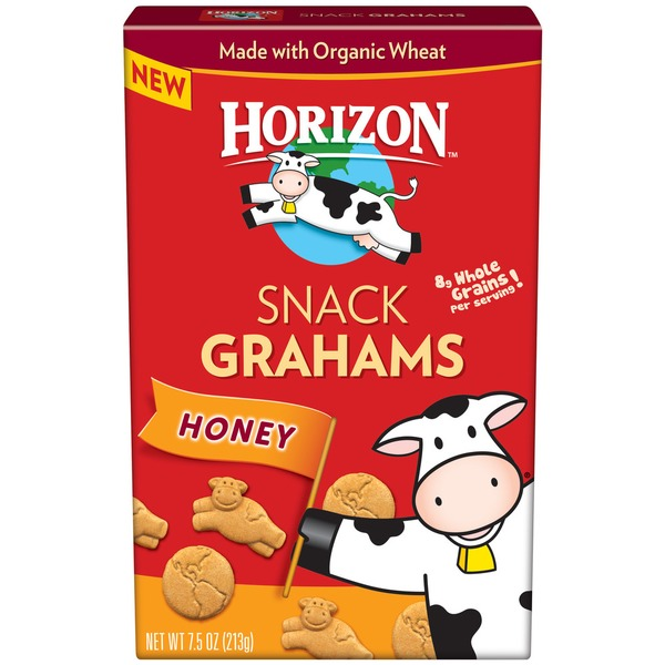 Horizon Honey Grahams