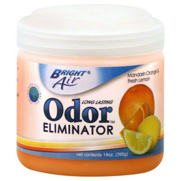 Bright Air Mandarin Orange & Fresh Lemon Odor Eliminator