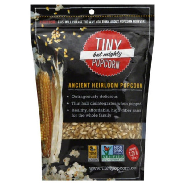 Tiny But Mighty Foods Ancient Heirloom Popcorn