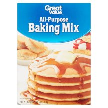 Great Value All-Purpose Baking Mix, 40 oz
