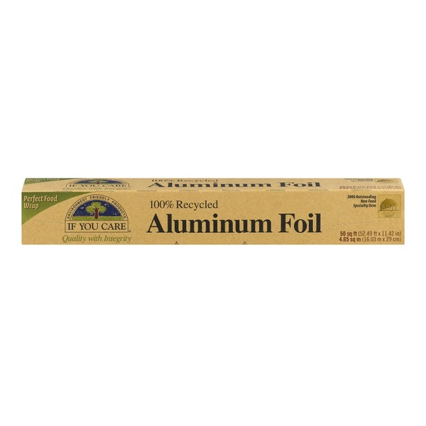 If You Care 100% Recycled Aluminum Foil