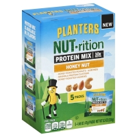 Planters NUT-rition Sustaining Energy Mix Honey Nut - 5