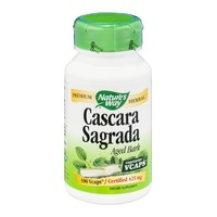 Nature's Way Cascara Sagrada Aged Bark 425mg Vcaps - 100 CT