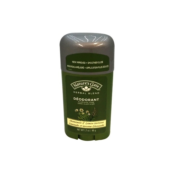 Nature's Gate Chamomile & Lemon Verbena Deodorant Stick