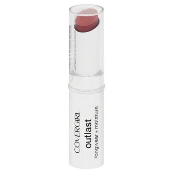 CoverGirl Outlast COVERGIRL Outlast Longwear Lipstick Plum Fury .12 oz (3.4 g) Female Cosmetics