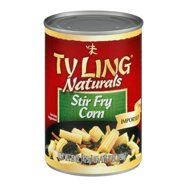 Tyling Ty Ling Naturals Stir Fry Corn