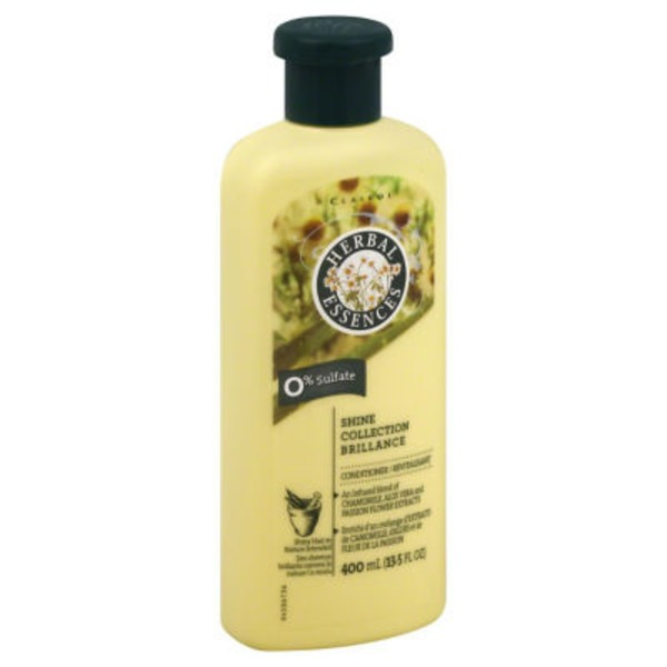 Herbal Essences Normal Herbal Essences Shine Collection Conditioner 13.5 Fl Oz Female Hair Care