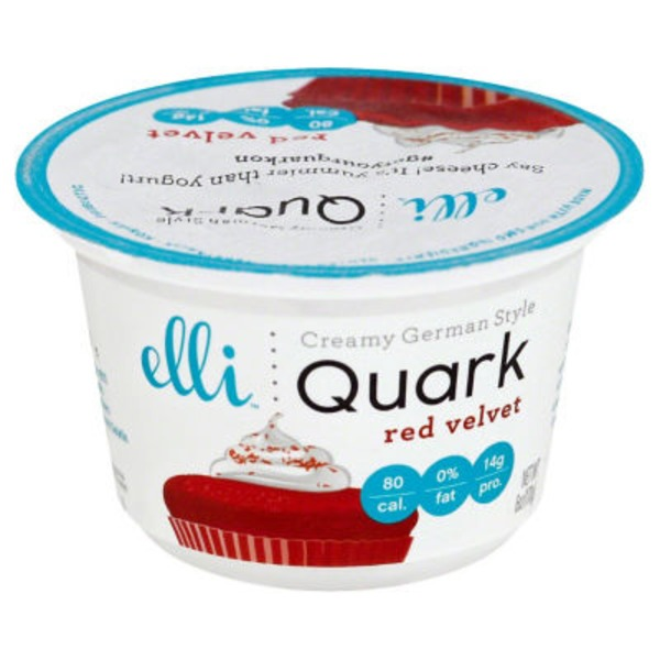Elli Red Velvet Yogurt