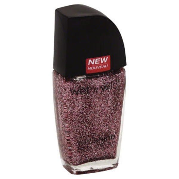 Wet n' Wild Wild Shine Nail Color - Sparked