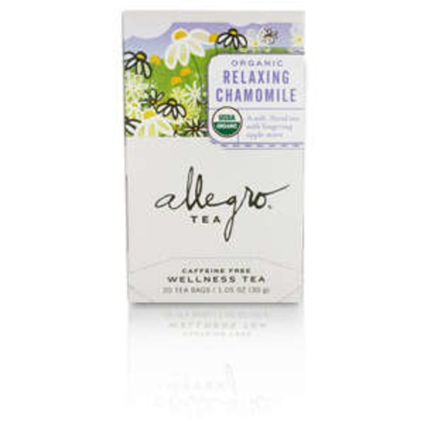 Allegro Organic Relaxing Chamomile Tea