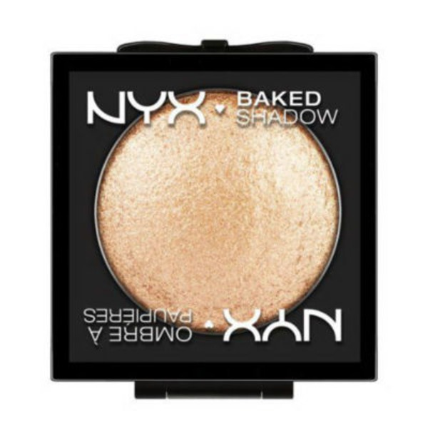 NYX Baked Eye Shadow - Peach Ice BSH09