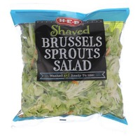 H-E-B Shaved Brussels Sprouts Salad