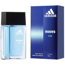 adidas Moves for Him Eau de Toilette Spray, 1.7 fl oz